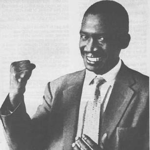 A tribute to Robert Mangaliso Sobukwe