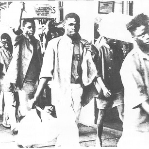The 1946 mine workers strike