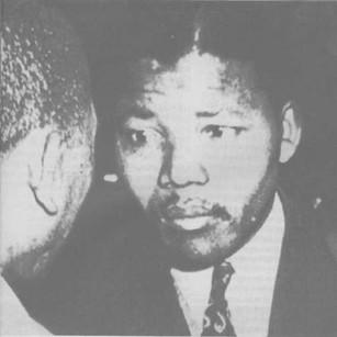 Mandela – 25 years in prison