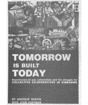 Tomorrow is built today