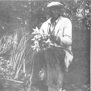 """Flower man"" Baloyi"