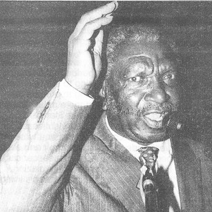The 'Lion of Azania' is gone