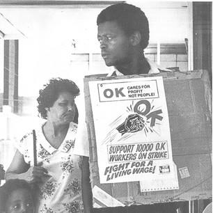 The O.K. Strike – a long and hard struggle