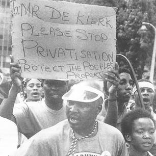 Privatisation the debate