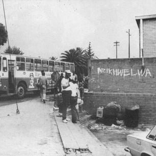 """Azikhwelwa"" – yesterday and today"