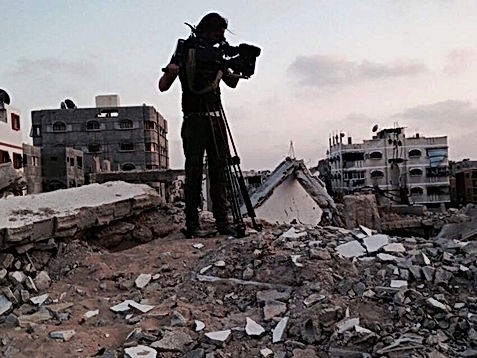 Alexander Koning - Gaza Strip
