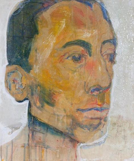 'Portrait of a Stranger I Know' a.k.a. 'Kobani' - SOLD