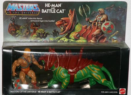 He-Man BattleCat Giftset 2-Pack