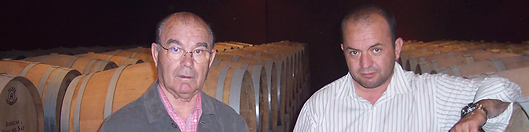 bodegas, founders, Vidal, Vidal del Saz, father and son business