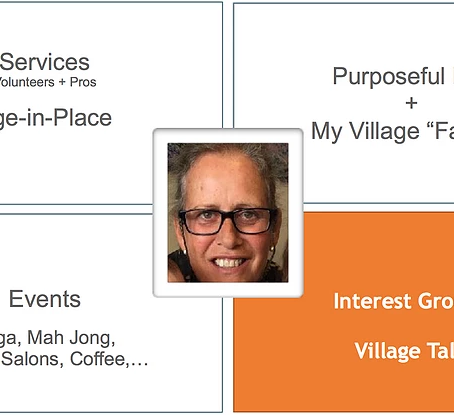 Interest Groups Are Now More Powerful With Helpful Village