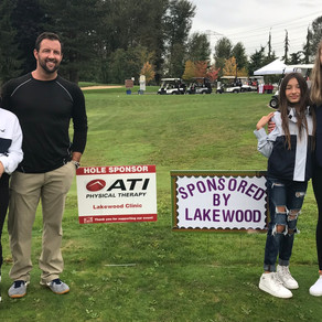 Golf Outing in Washington State Helps Three Local Families