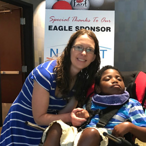 Inaugural Michigan Golf Outing Provides Help and Hope for Two Local Children in Need