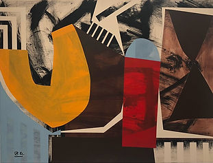 Abstraction I (Serie Mid Century Express