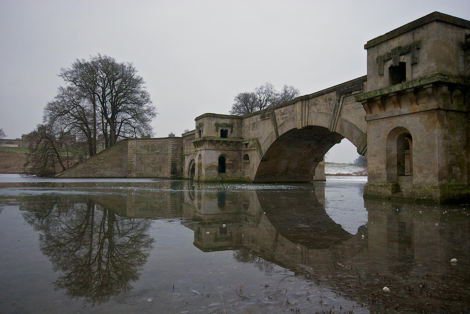 Blenheim, Oxfordshire