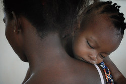 Mother and Child, Makeni