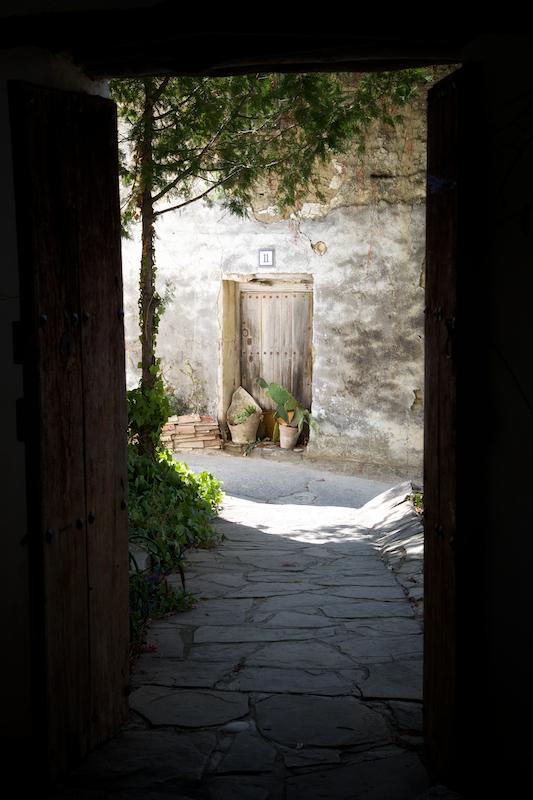 Andaucian Doorway