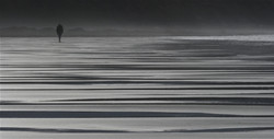Stripy Beach