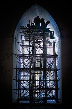 Repairing Bagan