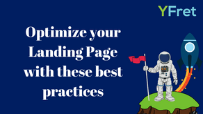 Best practices for Landing Page Optimization