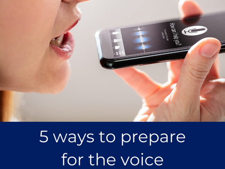 5 things consumer brands must consider to be ready for voice commerce