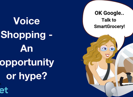 Voice Commerce – An opportunity or hype?