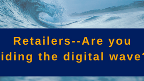 Retailers, are you riding the digital wave?
