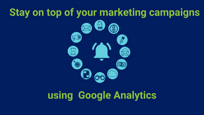 A step by step guide: Customizing Google Alerts to stay on top of your marketing campaigns