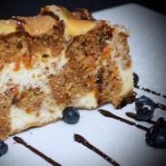 gâteau aux carrotes caramel