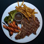 entre-côte steak
