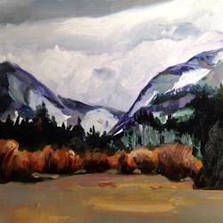 Angora Mountains