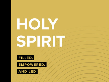 Learning About the Holy Spirit