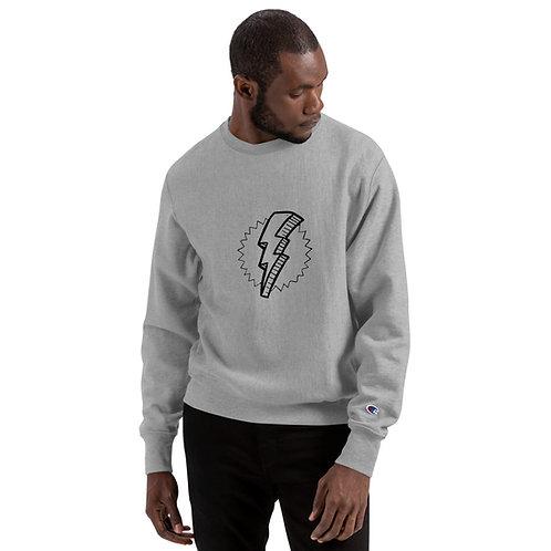 RAD Minimal Champion Sweatshirt - Grey