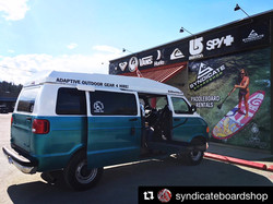 Syndicate Boardshop keeping it RAD!