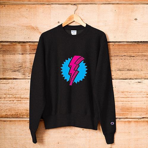 RAD Champion Sweatshirt - OG Black