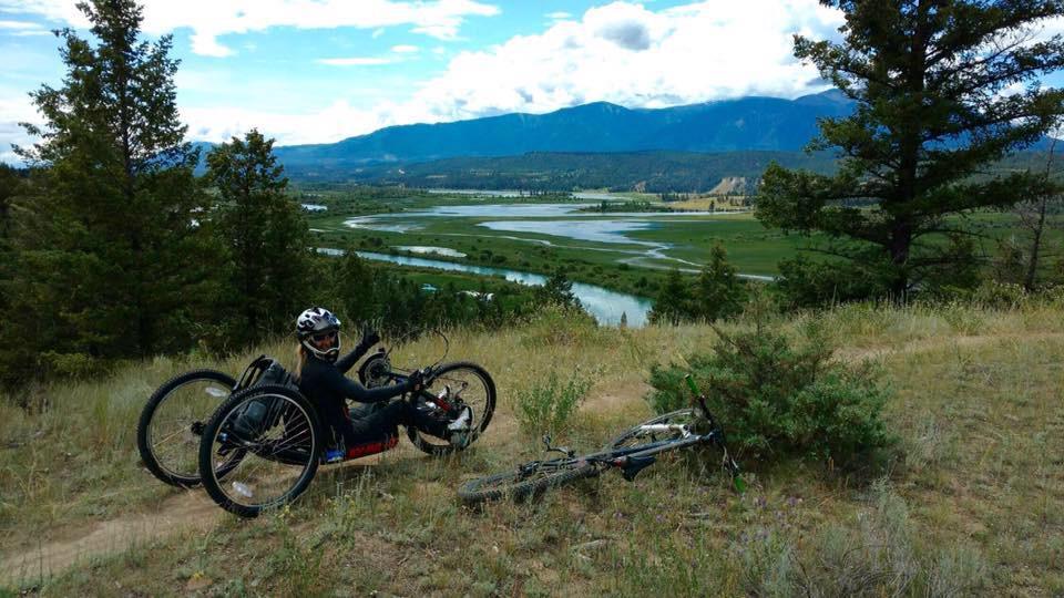 Adaptive CrossCountry Biking
