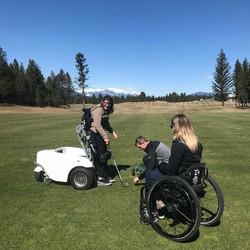 Independent Golfing!