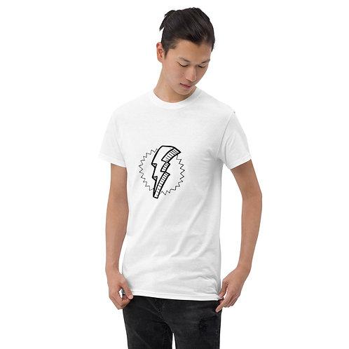 RAD White & Black T-Shirt