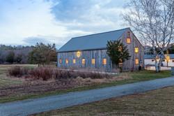 Wild Apple Homes - The Antique Barn Restoration