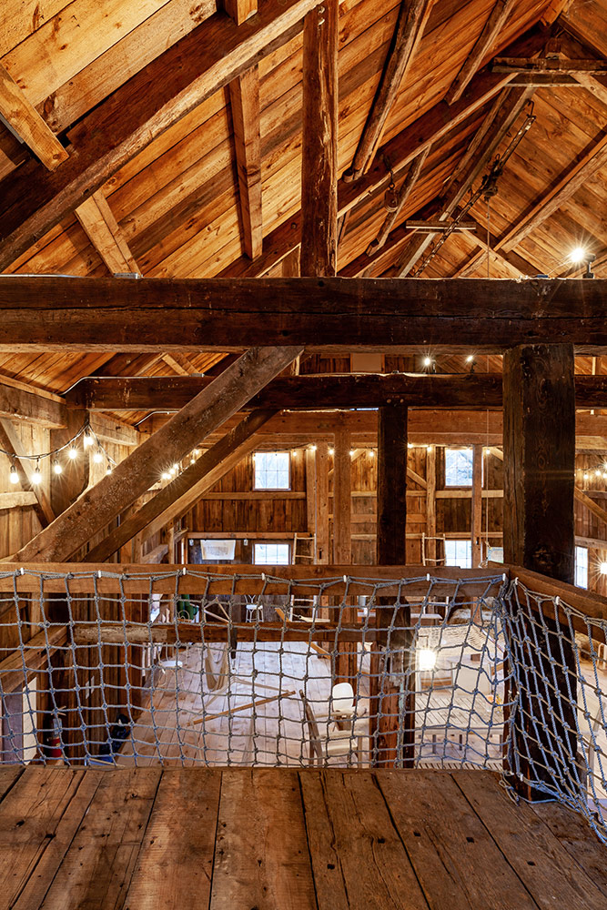 Wild Apple Homes - The Antique Barn Restoration