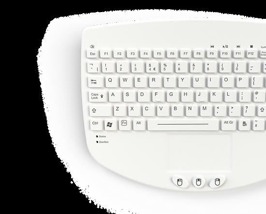 Medi-Key - Bytec Keyboards