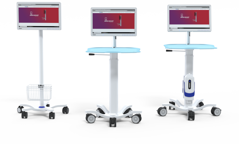 Bytec Medical Carts and Rollstands