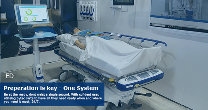 One System - Medical Workstation