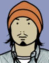 Julian-Opie-HirofumiFashionDesigner2-200