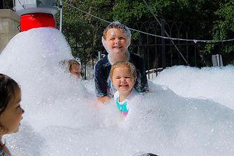 Kids playing in Foam.JPG