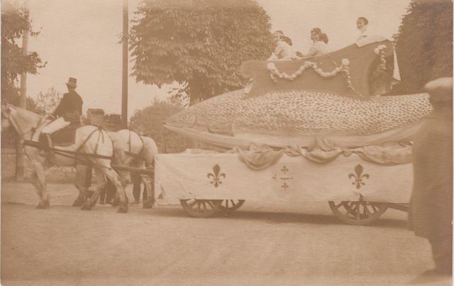 1924 CAVALCADE