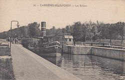 CARRIERES ECLUSES