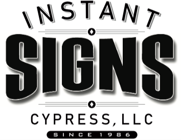 Instant Signs Cypress