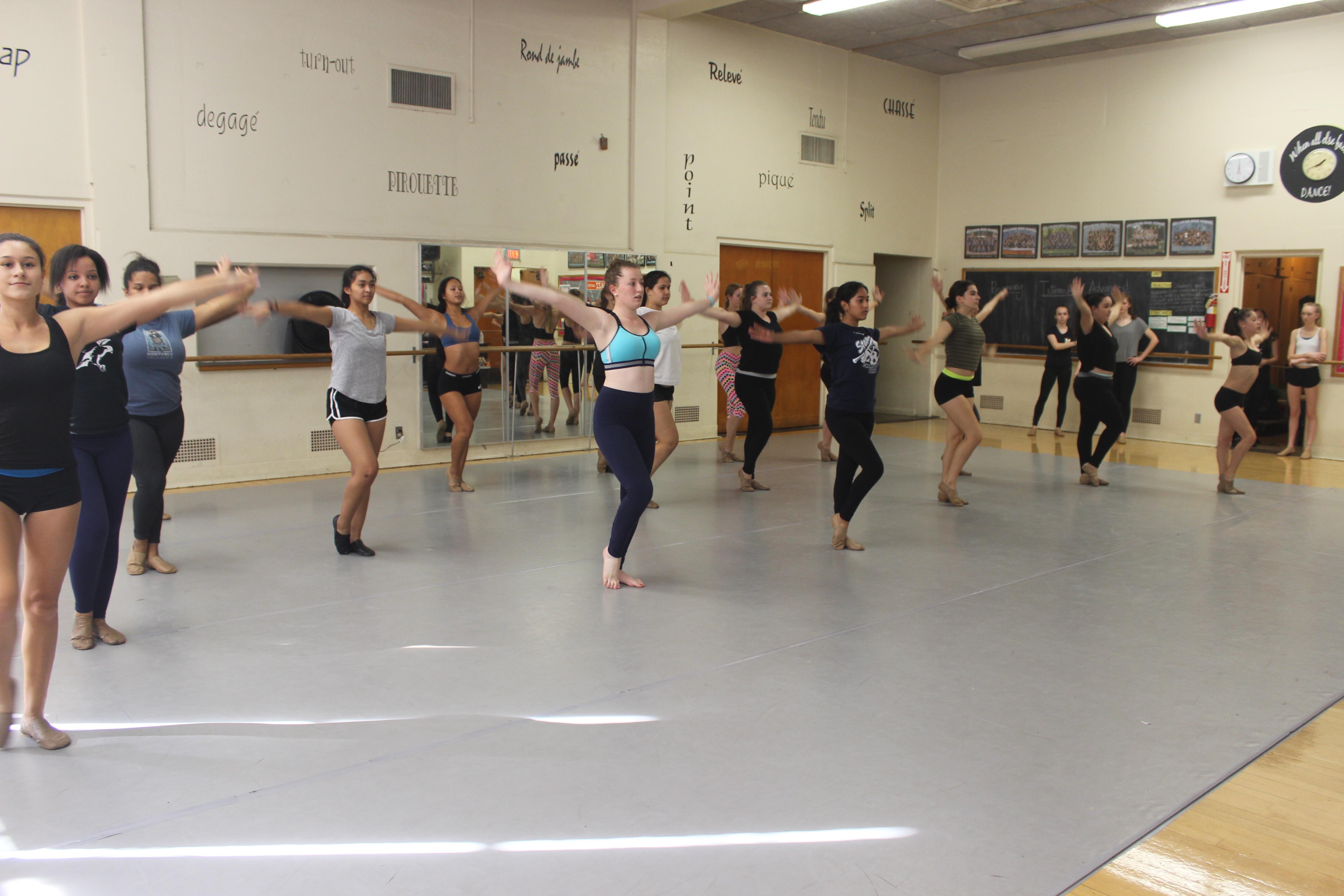 INT Dance Class