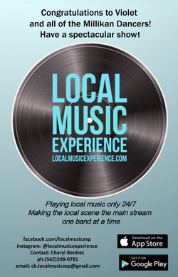 Local Music Experience