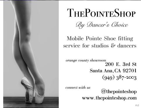 The Pointe Shop
